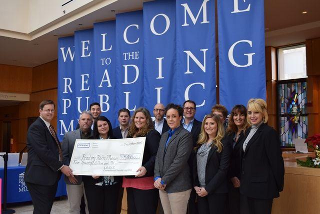 Associates Raise Money for Local Museum