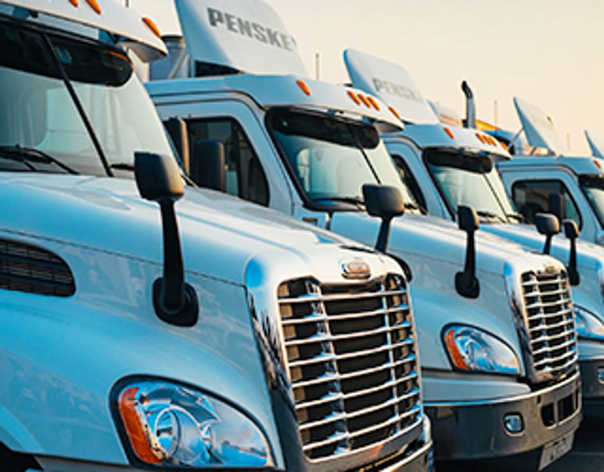 Penske Logistics is one of America's Leading 3PLs