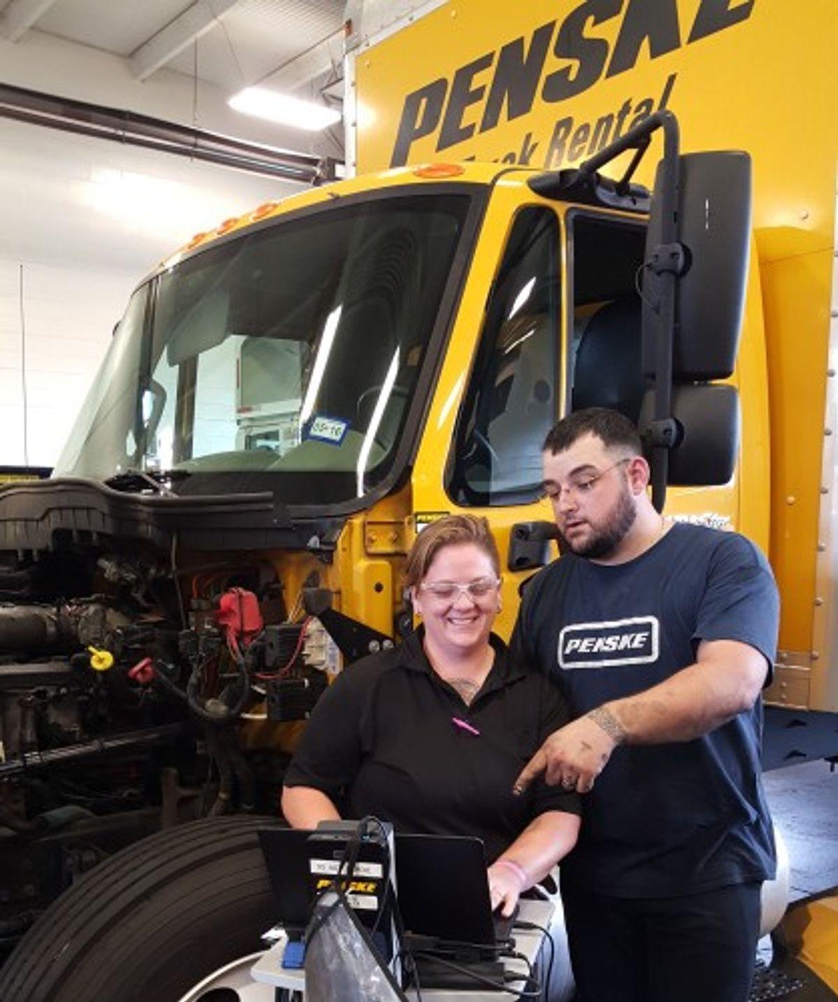 Veteran Shines in Maintenance Role