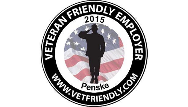 Penske Ranked Among Top 10 VetFriendly Employers in Virtual Career Fairs