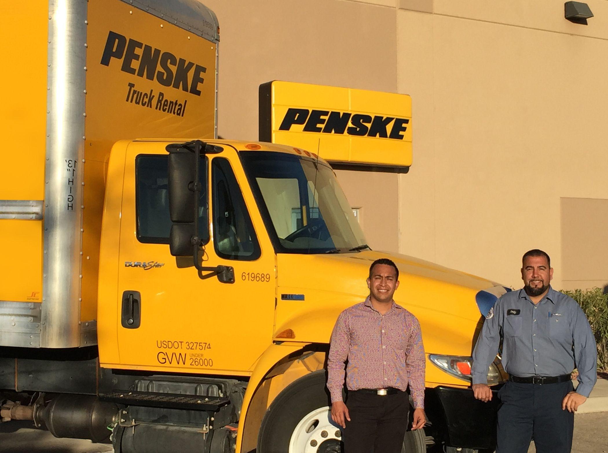 Penske Adds Rental, Leasing and Maintenance Facility in El Paso