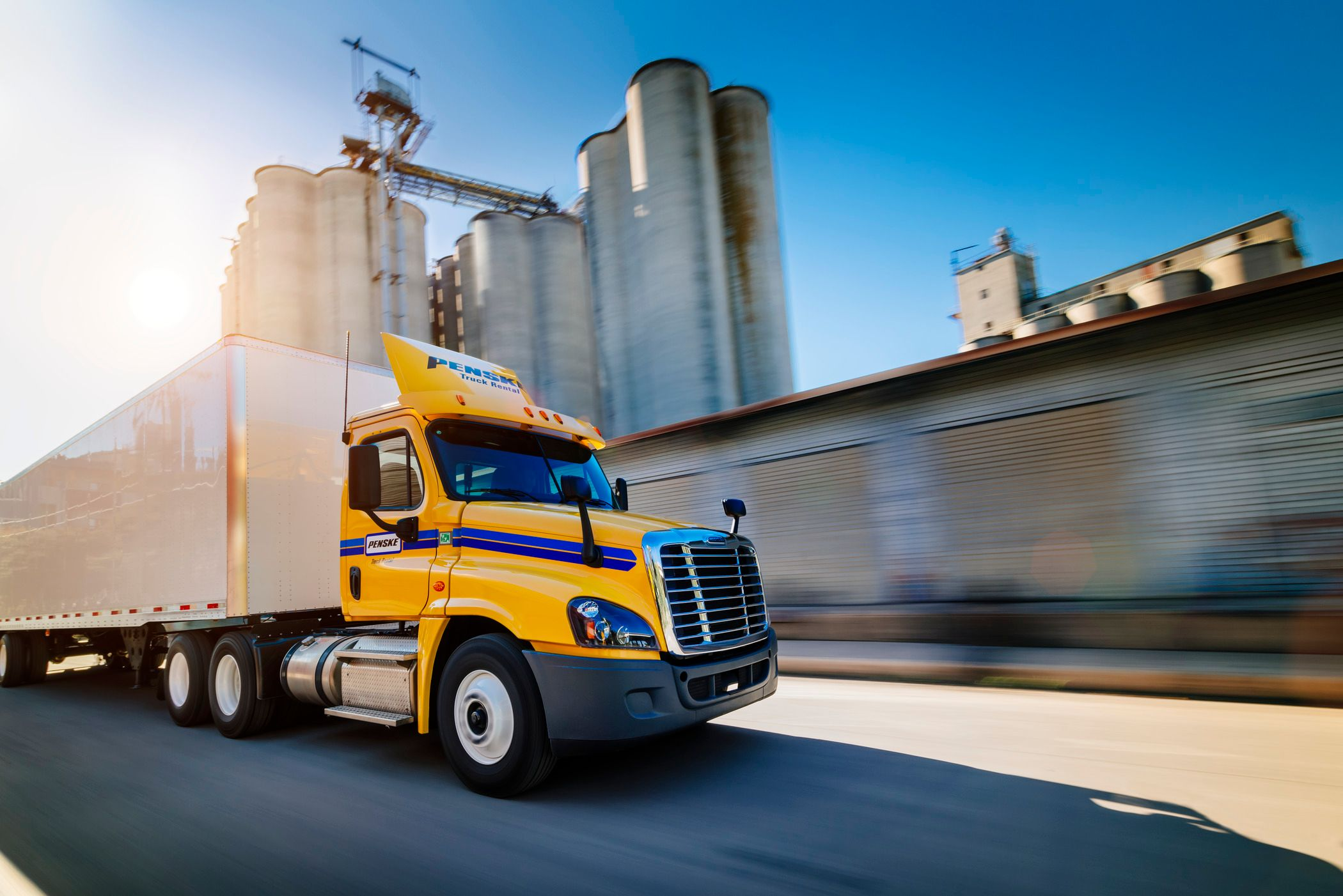 Penske Continues to Support the International Foodservice Distributors Association