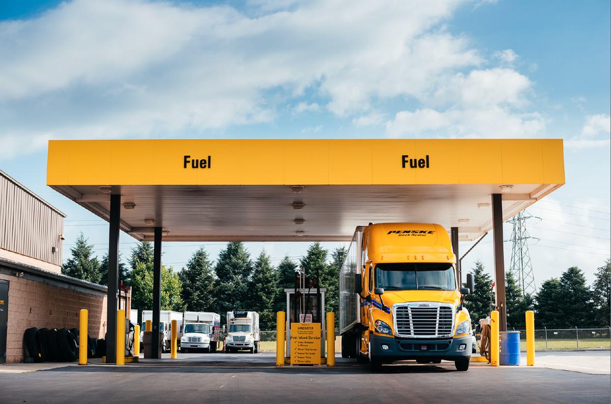 Penske Truck Leasing Opens Norton, Massachusetts, Location