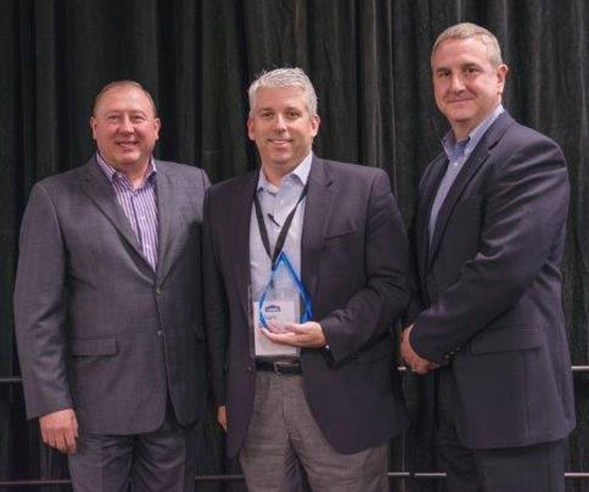 Penske Logistics Wins Lowe's Gold Carrier Award