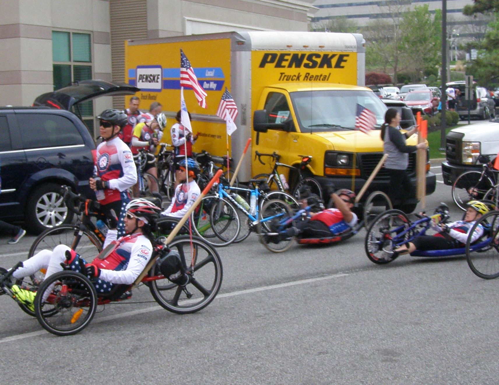 Face of America Ride Changes Lives through Bicycling