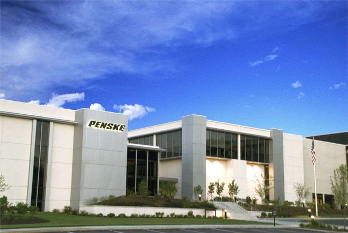 Penske's First Onsite Corporate MBA Program Graduates from Alvernia