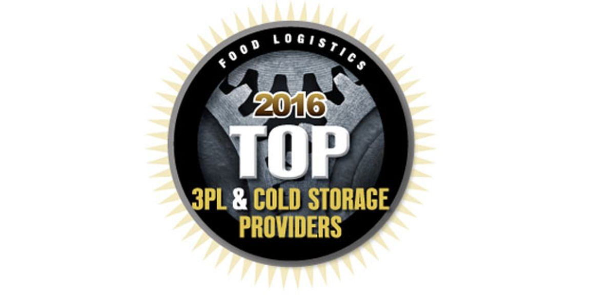 Penske Logistics Named to Food Logistics' 2016 Top 3PL & Cold Storage Providers List