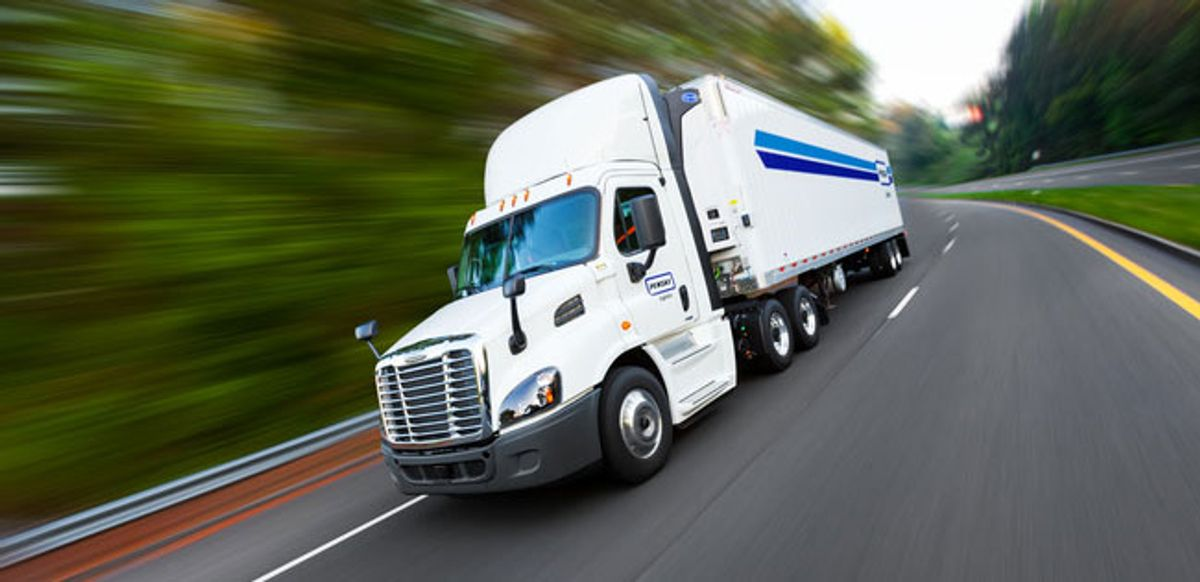 Penske Named a Top Food 3PL and Cold Storage Warehousing Provider