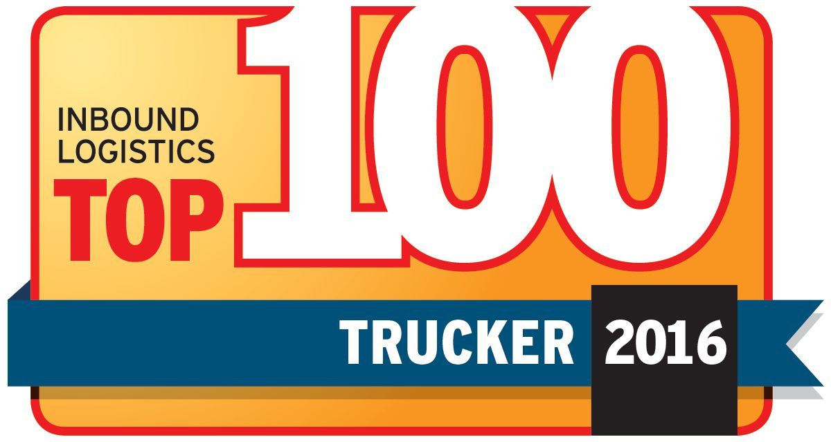 Penske Logistics Named Top 100 Trucker by Inbound Logistics Magazine