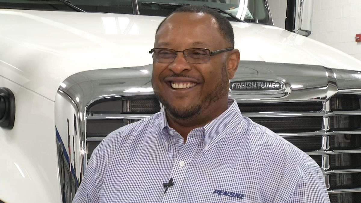Penske's Earl Taylor Vying to Become ATA Road Team Captain