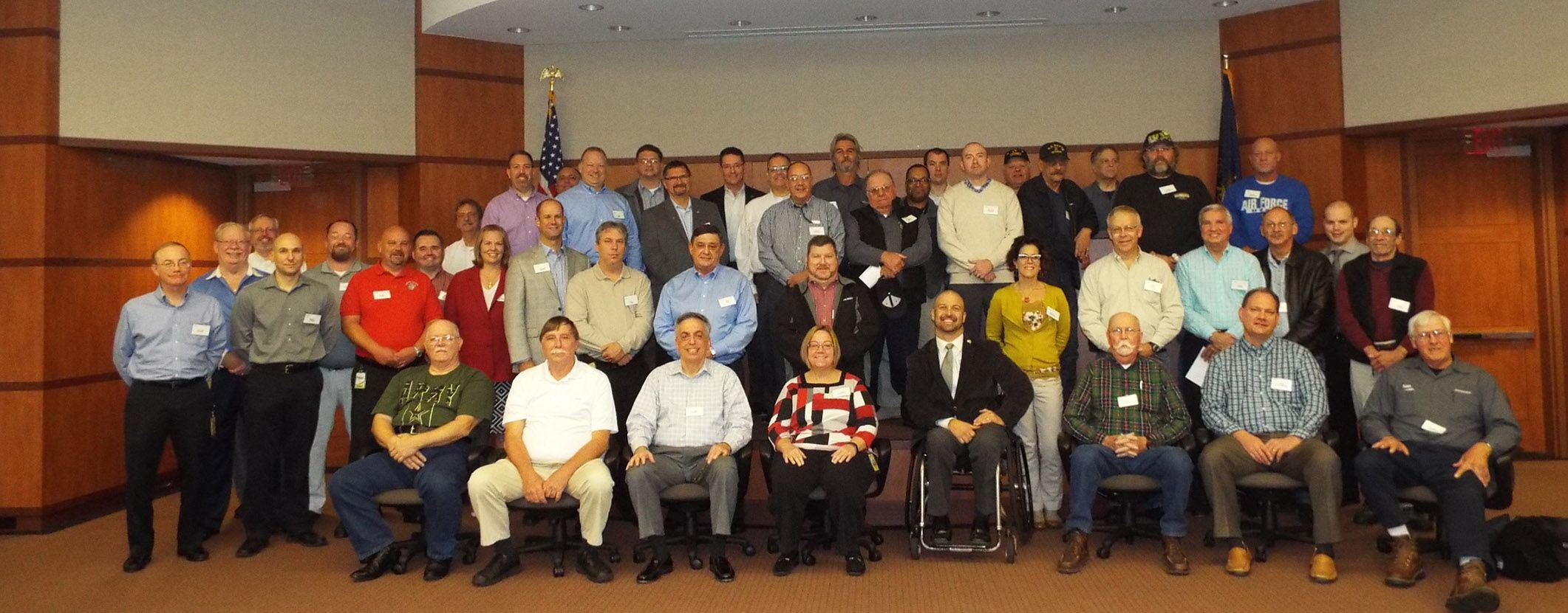 Penske Honors Veterans at Annual Recognition Event