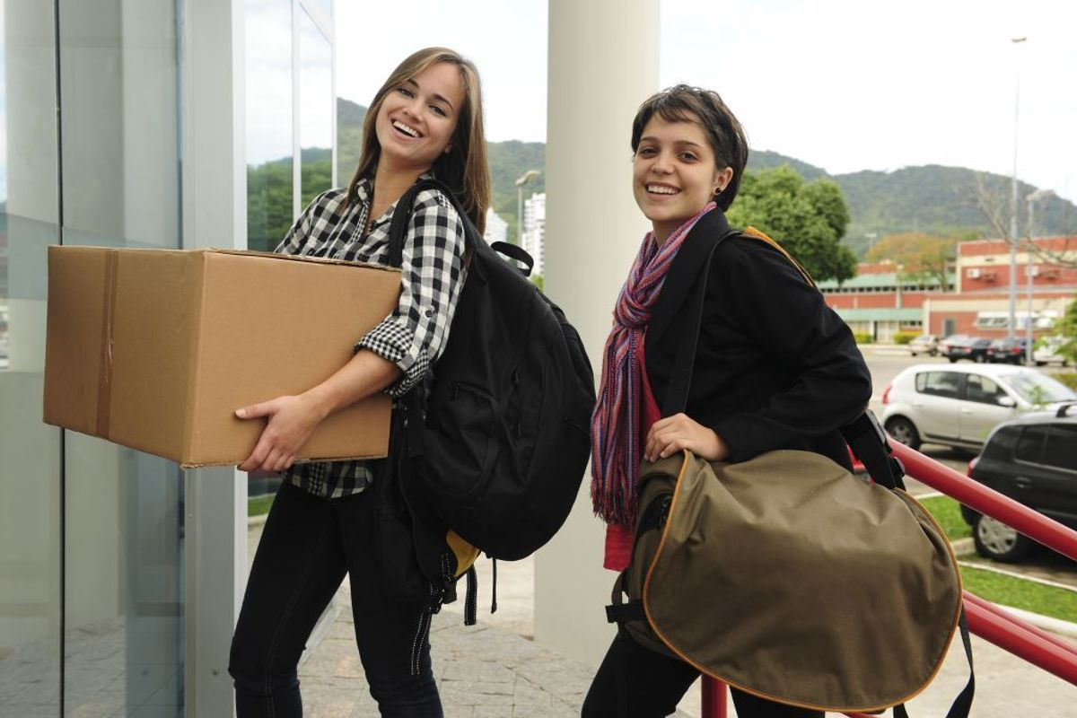 Big Move on Campus: Tips for a Successful College Move-in