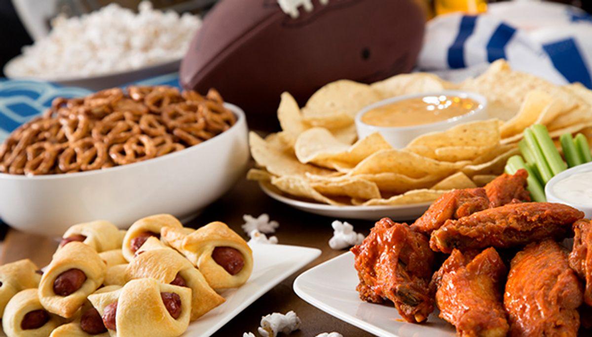 Penske Logistics Keeps Food for the Big Game Moving Forward