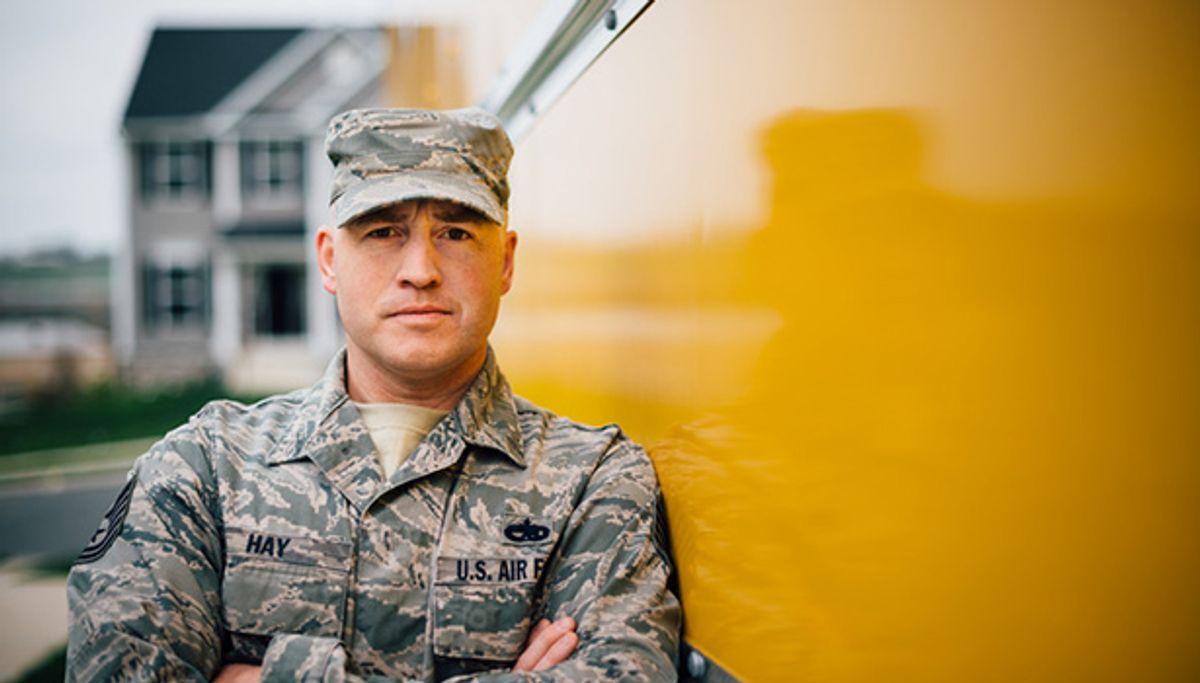 Penske Named 2017 Military-Friendly Employer