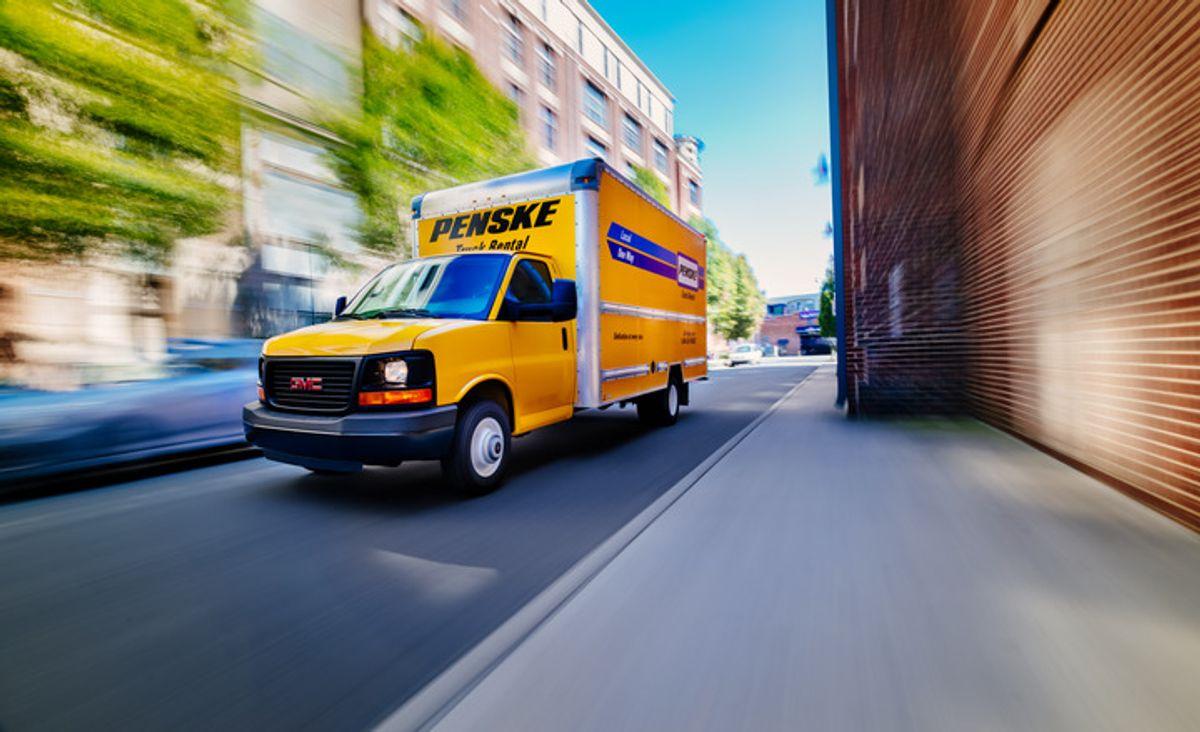 Penske Truck Rental Releases 2016 Top Moving Destinations List