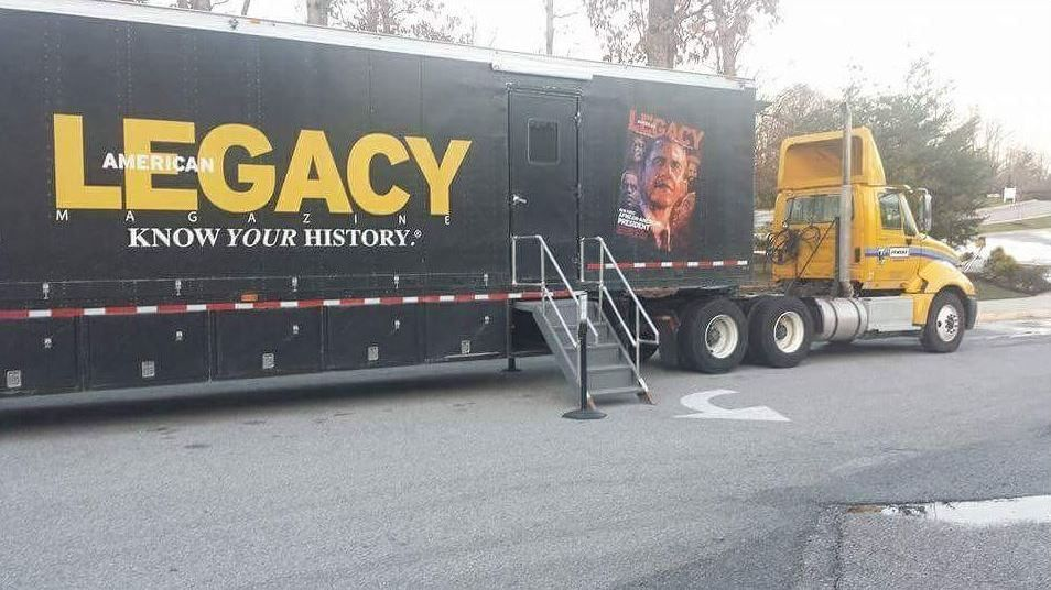Mobile Truck Tour Highlights African-American History