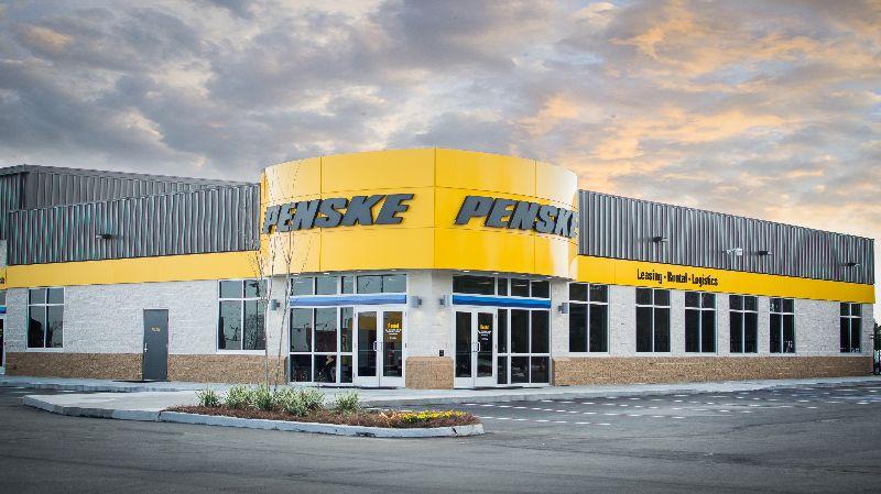 Penske Truck Leasing Opens New Mobile, Alabama, Facility