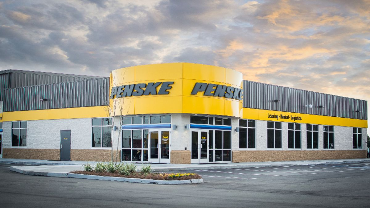 Penske Truck Leasing Opens New Mobile, Alabama, Facility