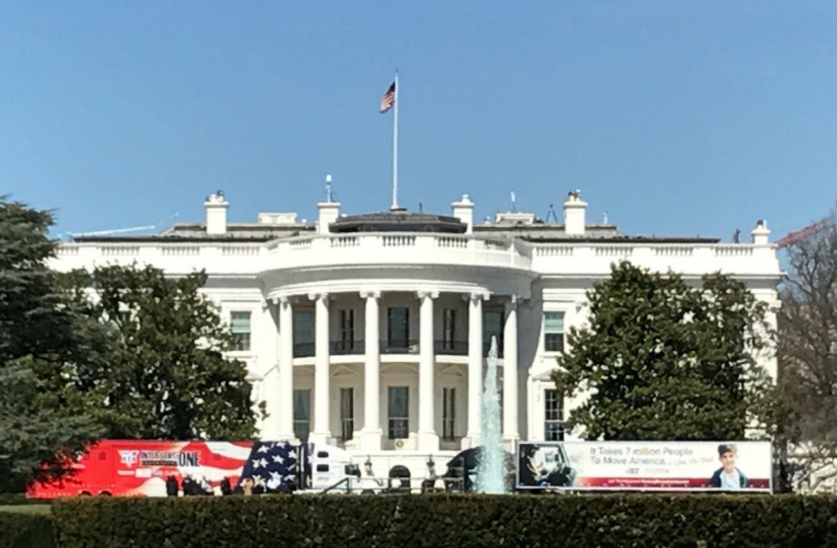 Penske Logistics' Earl Taylor Drives His Way to the White House