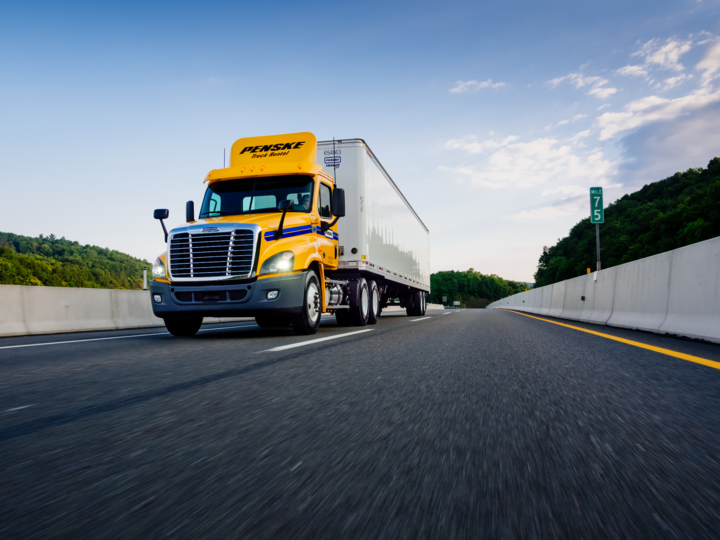 Penske Features Connected Fleet Solutions at Advanced Clean Transportation Expo
