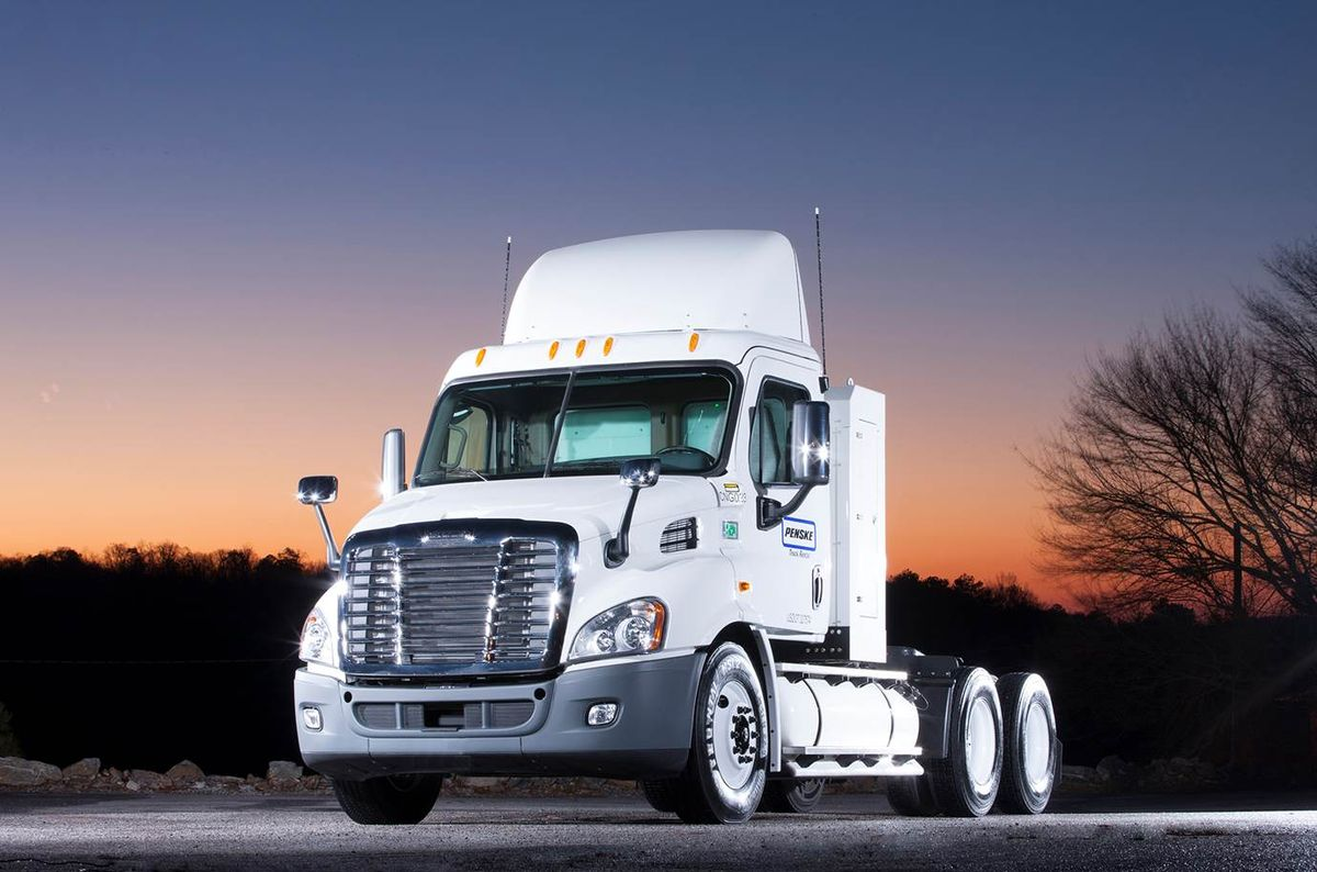 Penske Collects 5th Straight EPA SmartWay Affiliate Challenge Award