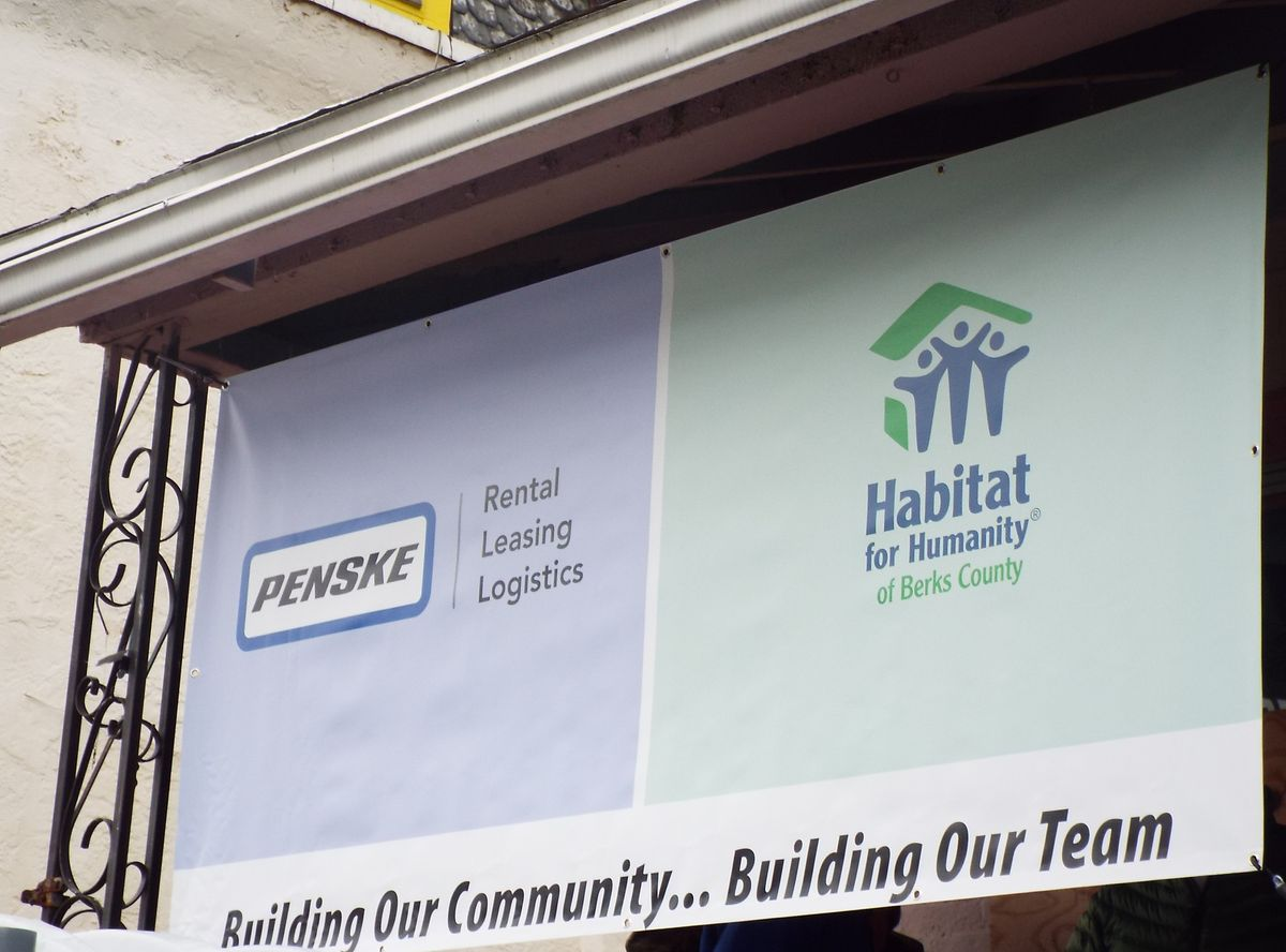Penske Teams Up with Habitat For Humanity on Home Revitalization Project