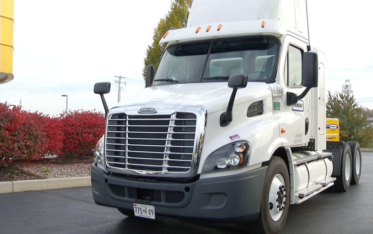 Penske Logistics Sustainability Efforts Honored by Supply & Demand Chain Executive