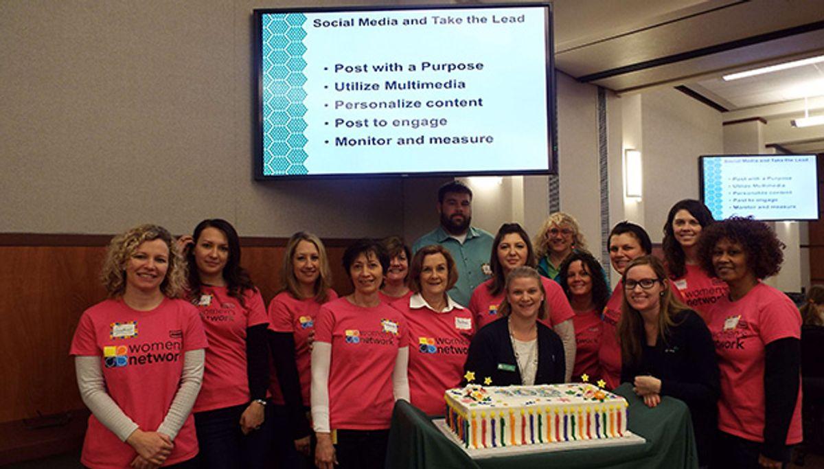 """Penske Women's Network Helps Girl Scouts """"Take the Lead"""""""
