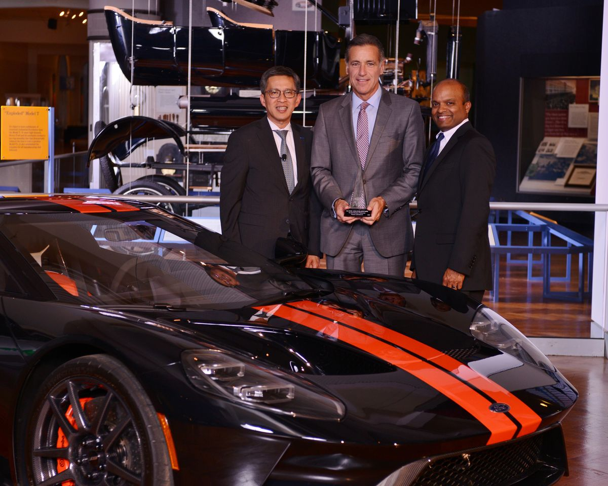 Penske Logistics Honored by Ford as a Top-Performing Global Supplier