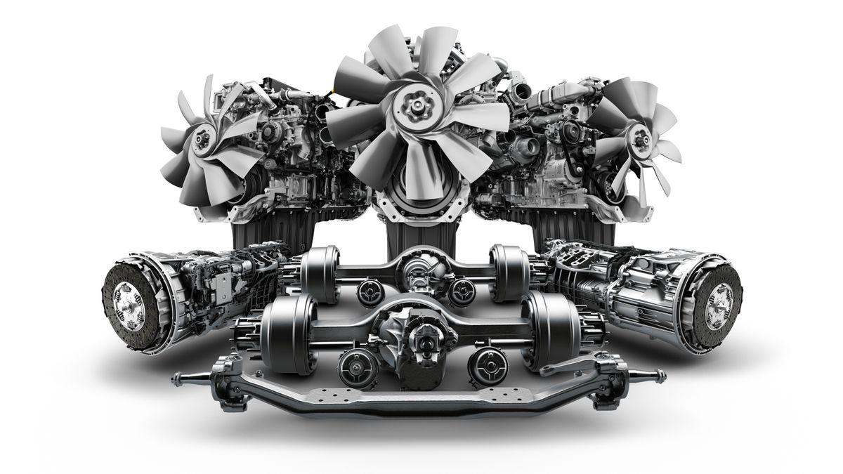 Penske Logistics Earns New Detroit Diesel Corporation Contract
