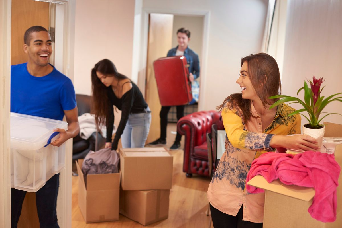 Tips to Ace Your College Move-In Day