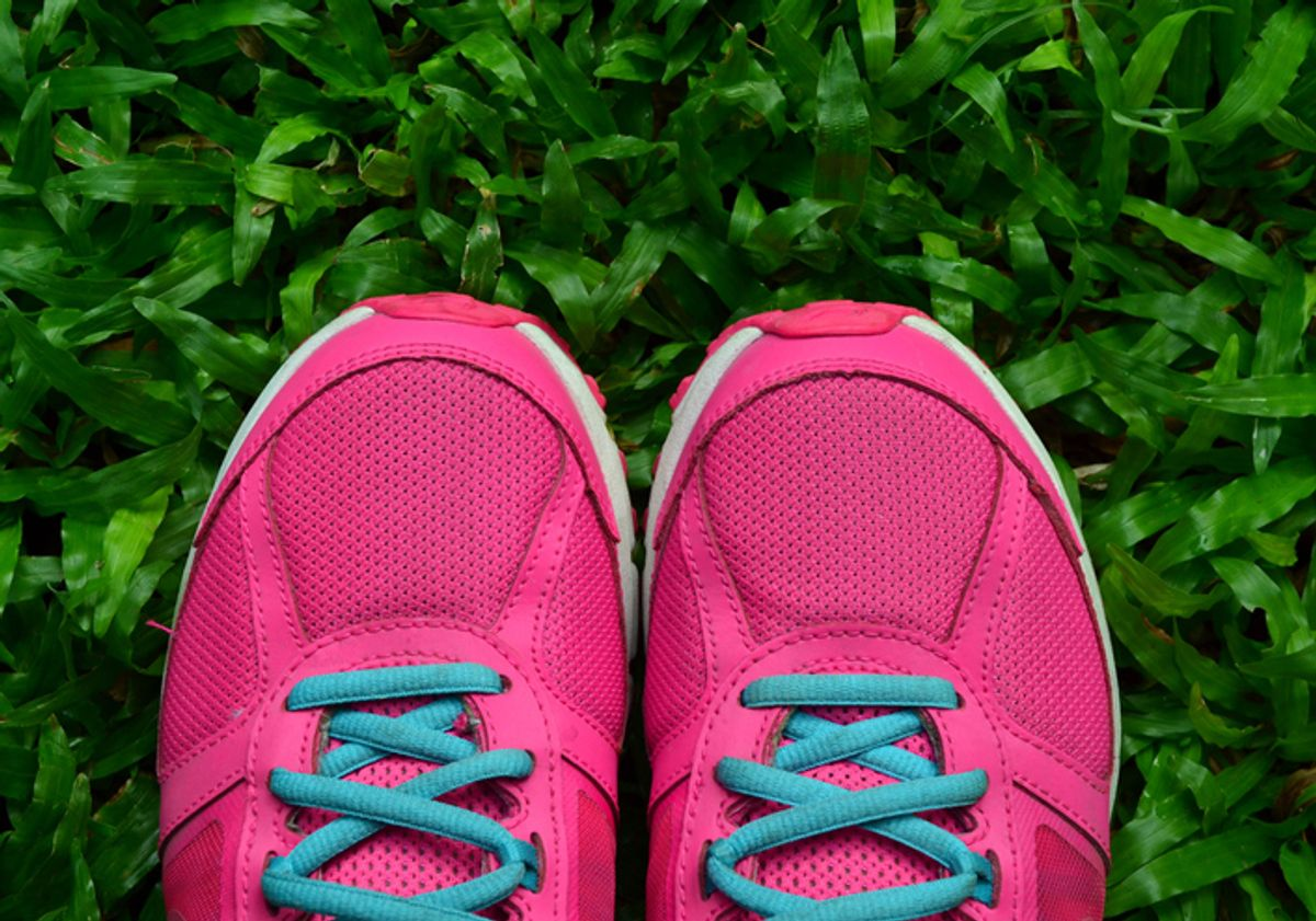 Lacing up Mentorship Spirit for Girls On The Run
