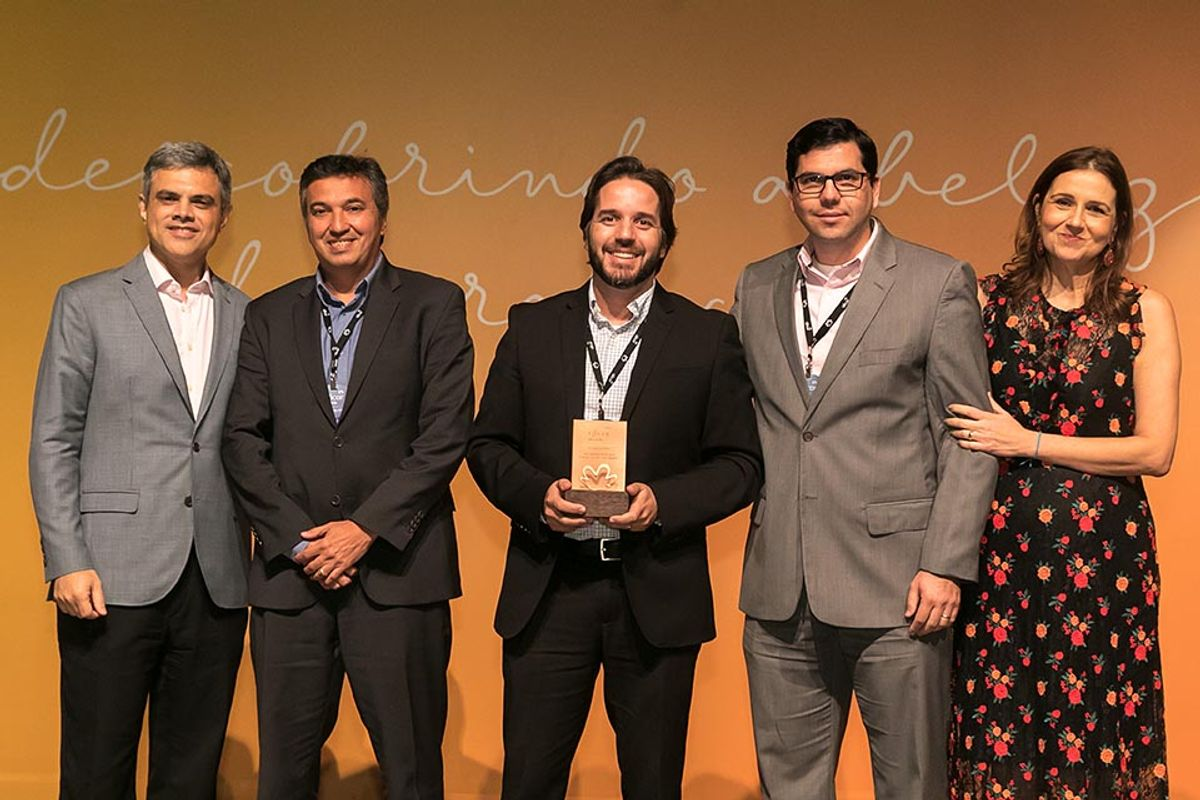 Penske Logistics South America Given Award by Customer Natura