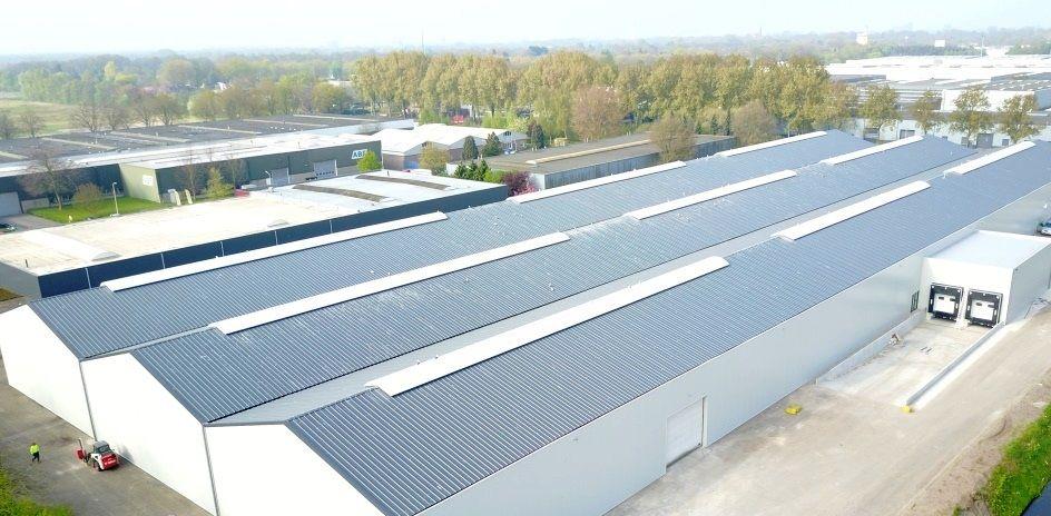 Penske Logistics Renovates Netherlands Warehouse in Roosendaal