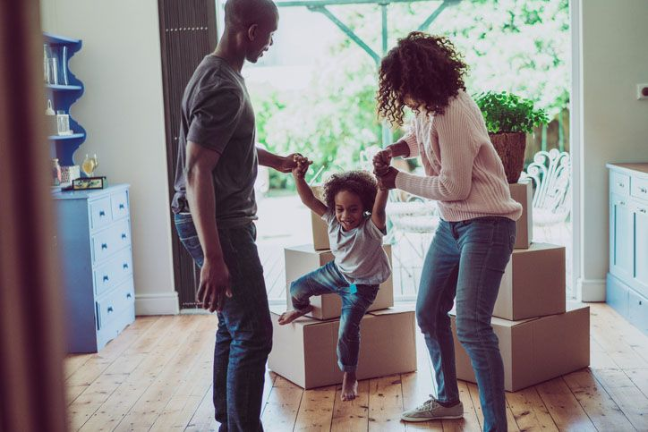 How to Keep Kids Happy During a Move