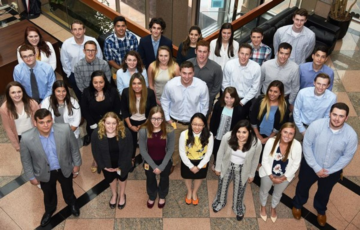Penske Intern Program Offers College Students Real-World Experience
