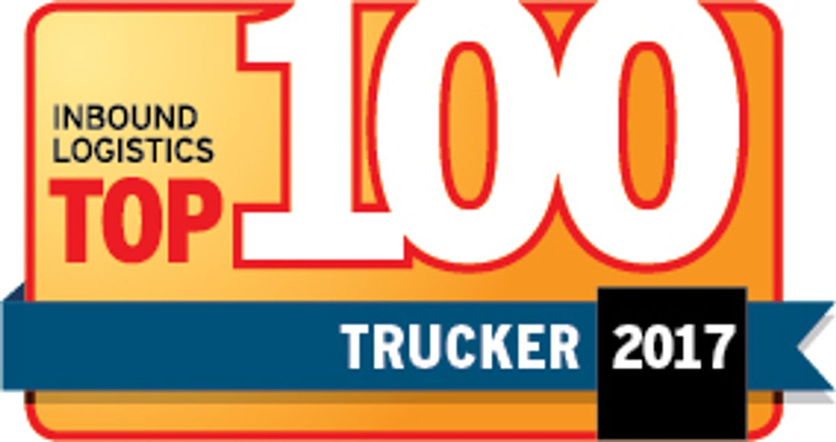 Penske Logistics Named a Top 100 Trucker