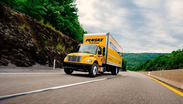 Penske Truck Rental Showcasing at Relocation Symposium