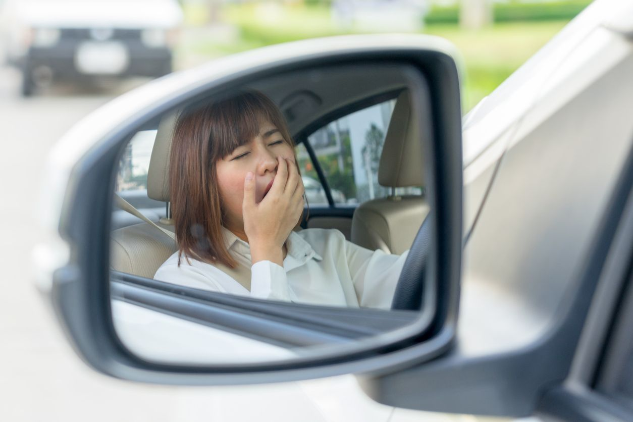 Don't Sleep on These Tips to Avoid Drowsy Driving