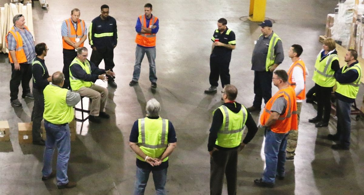 Penske Logistics Enhances Associate Safety with New Wellness Program