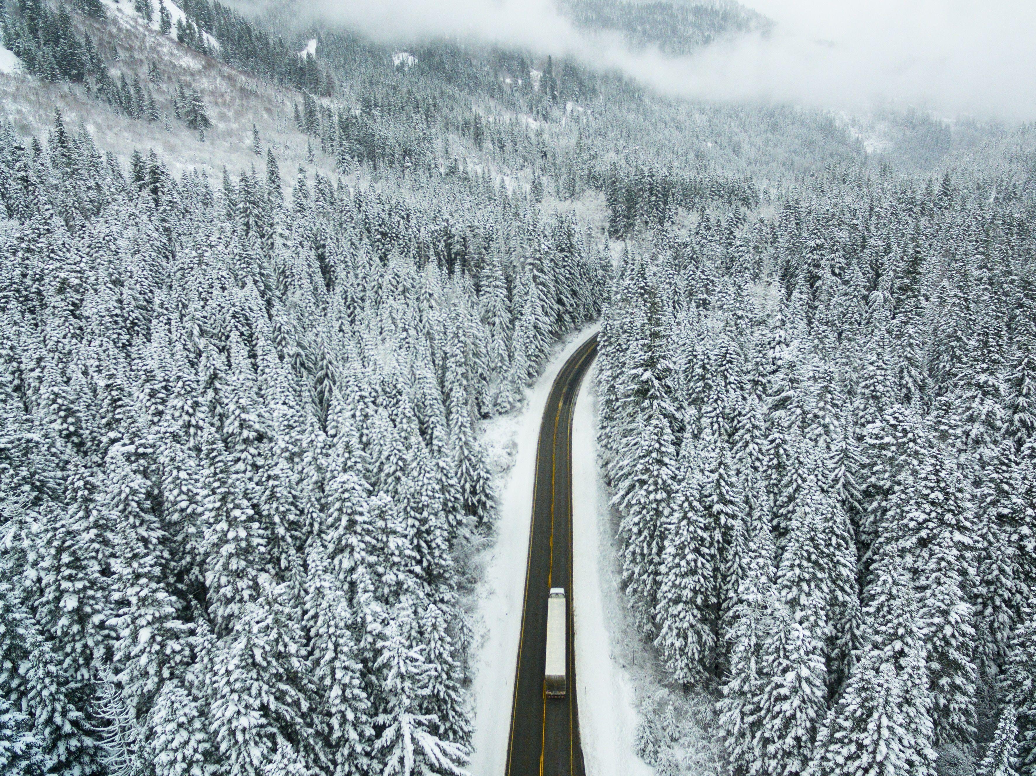 Penske Keeps Fleets Powering Through Winter Conditions
