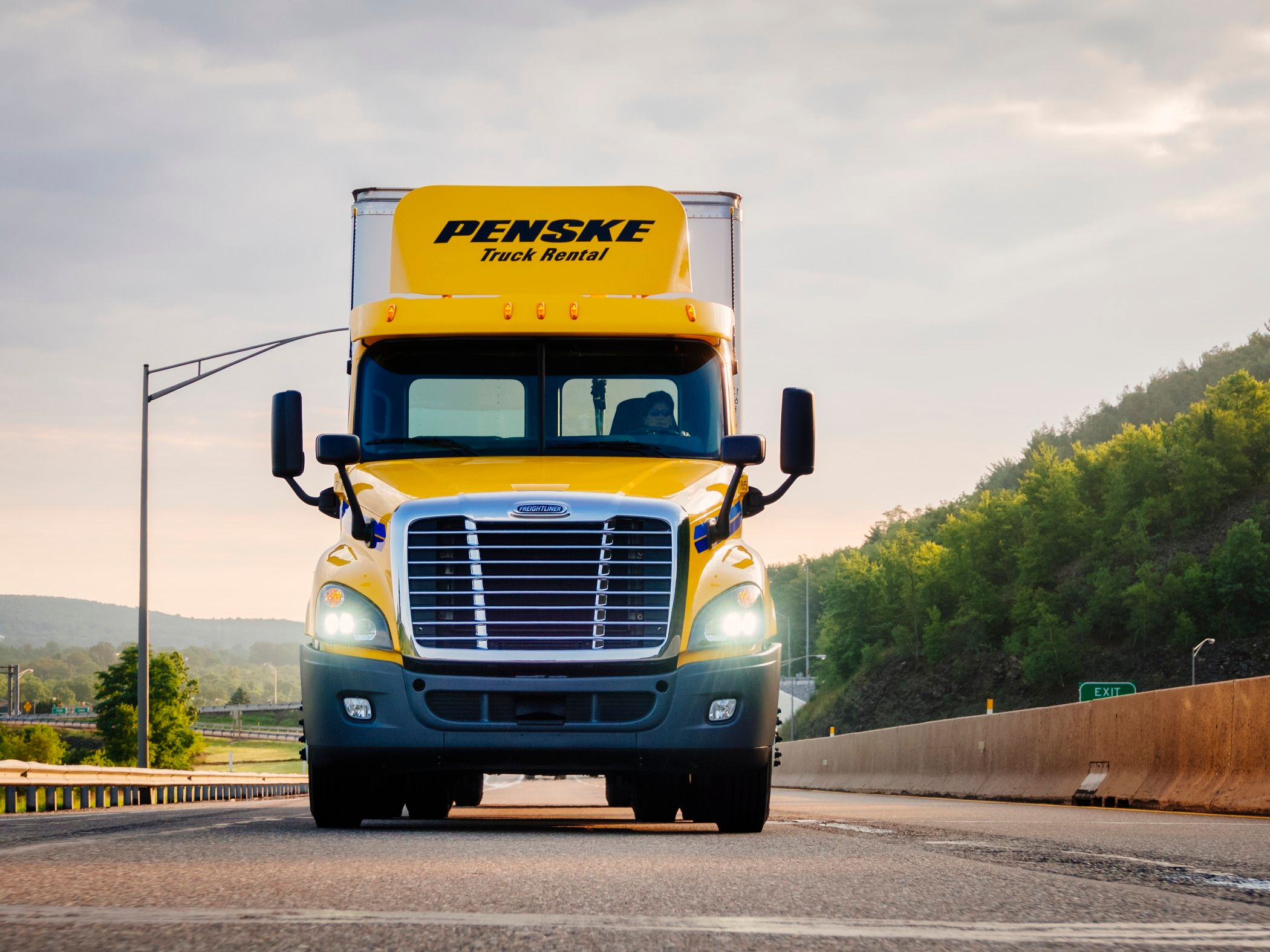 Passion for Driving Fuels Penske Career Path