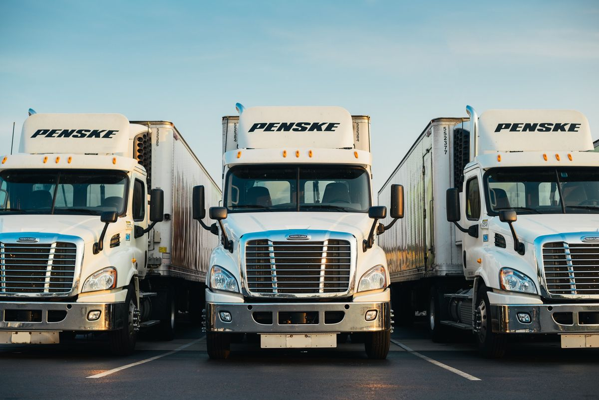 Penske Logistics Receives Green Supply Chain Award