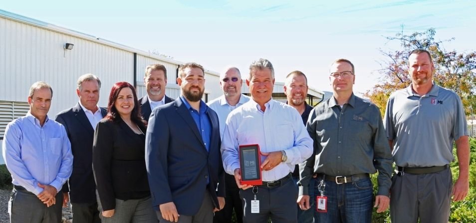 Penske Logistics Recognized as Carrier of the Year