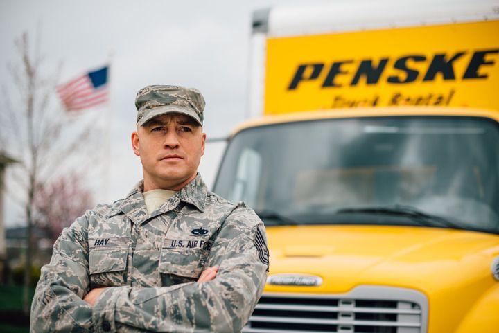 Penske is 2018 Military-Friendly Employer
