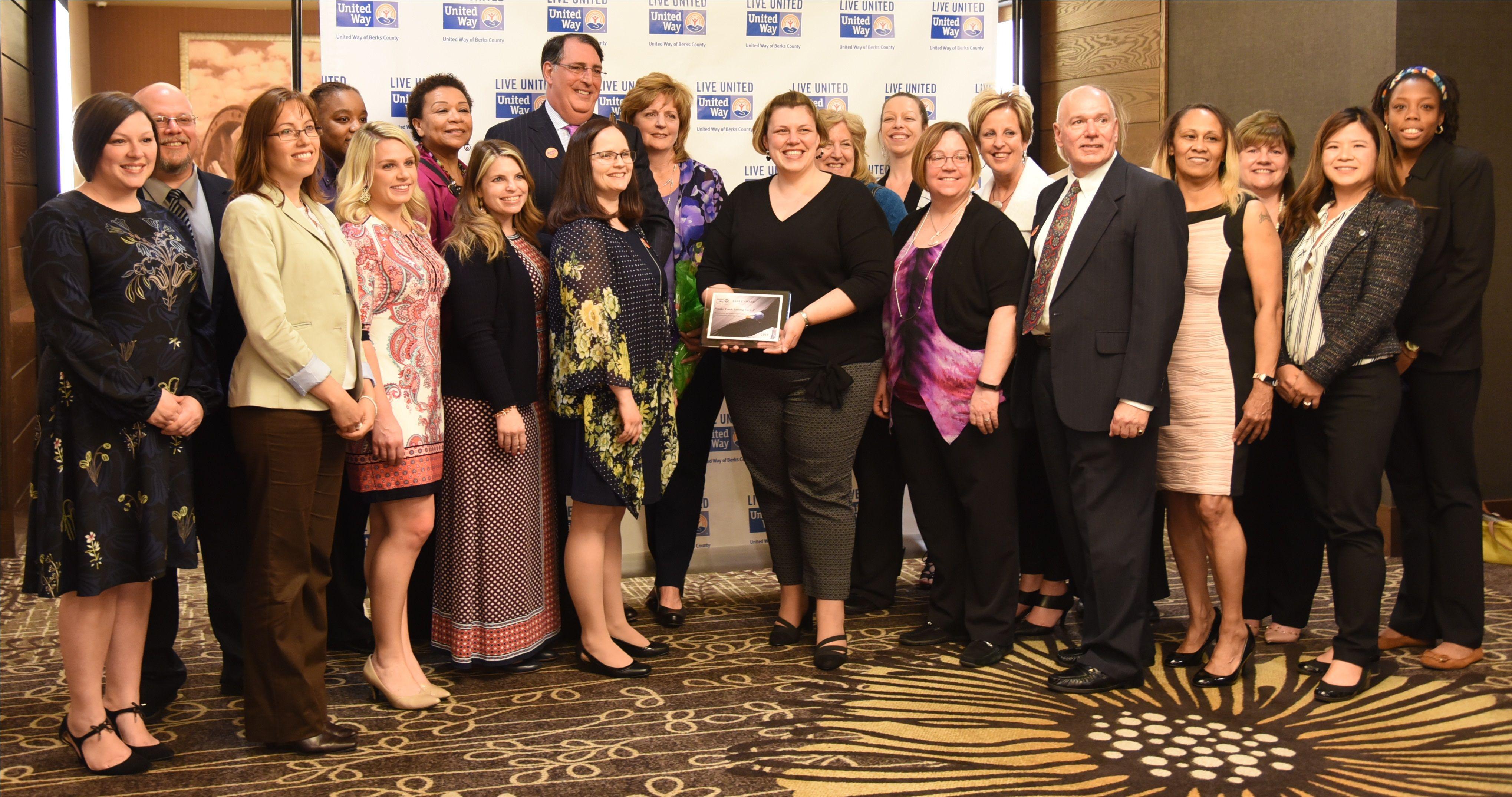 United Way Honors Penske with Eagle Award