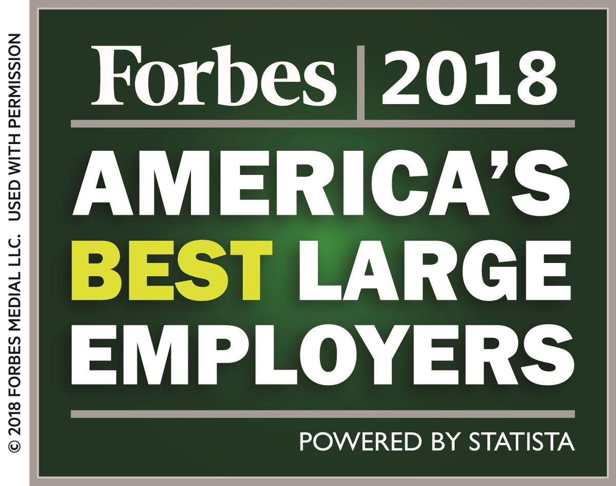 Penske Logistics Named to America's Best Employers List by Forbes