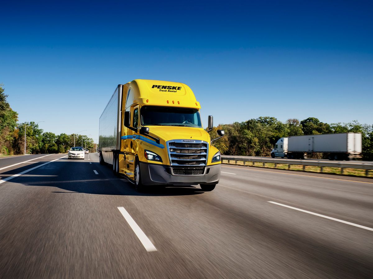 Penske Truck Leasing Has a New Bryan, Texas, Facility Now Available
