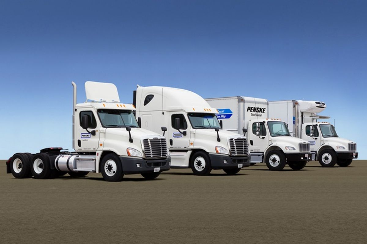 Penske Used Trucks Now Offering Discounts to National Association of Independent Truckers