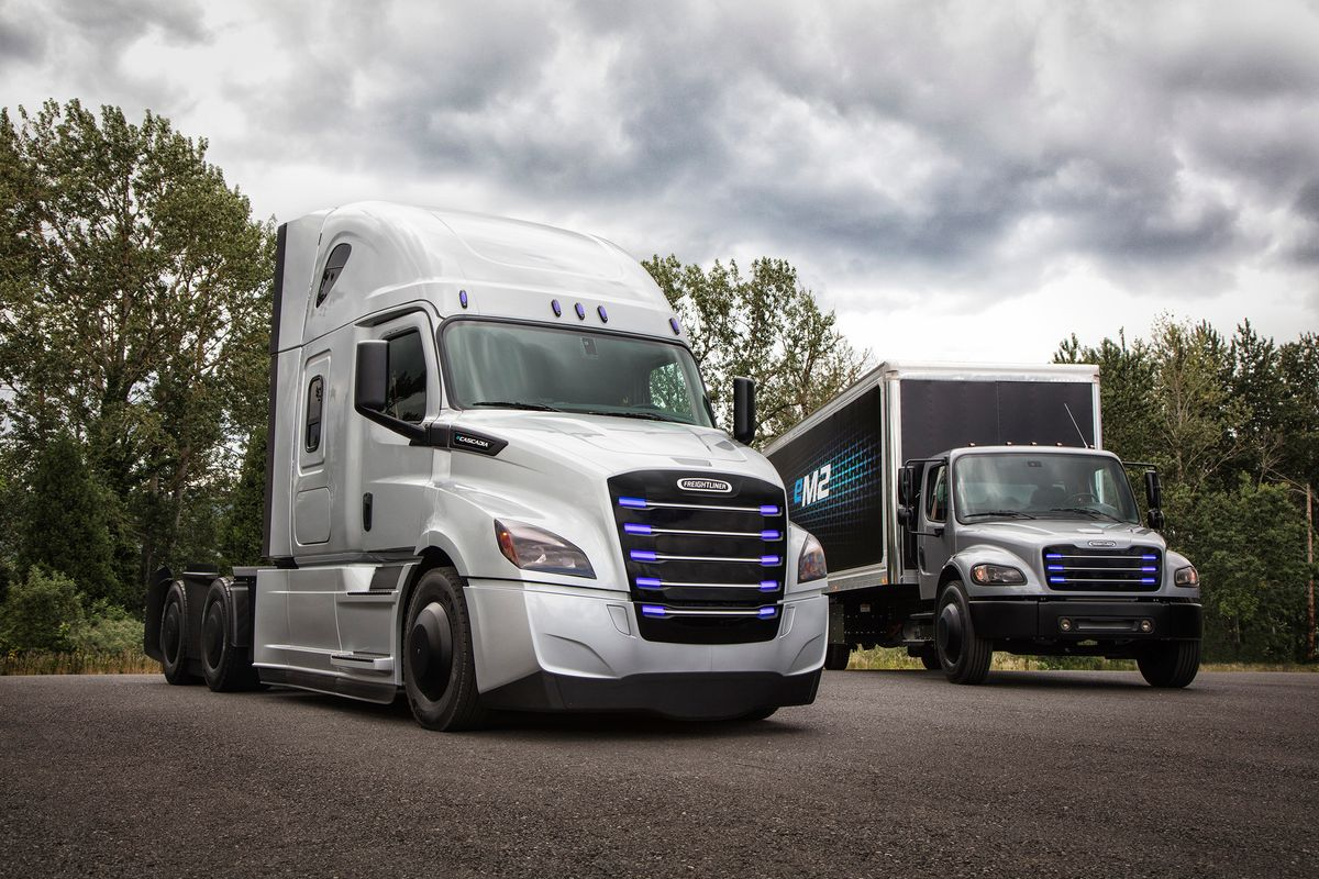 Daimler Trucks North America Announces Penske Truck Leasing and NFI as Partners for Freightliner Electric Innovation Fleet